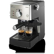 HD8325/47 Philips Saeco Poemia Cafetera espresso manual