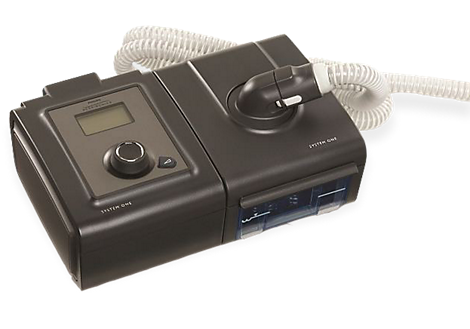 全自动单水平睡眠呼吸机REMstar Auto 567P System One 60系列