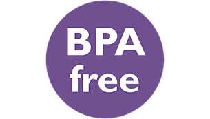 Natural Response Nipples and Bottles are BPA free*