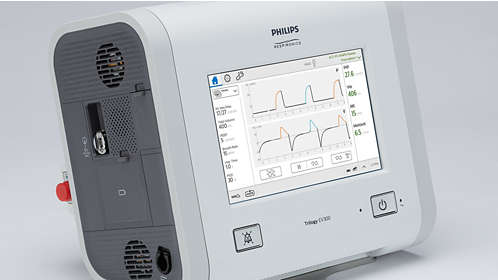 Trilogy EV300 Hospital ventilator | Philips Healthcare