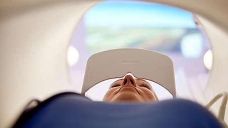 Provide an immersive visual experience for your patients