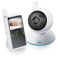 SCD600/00 Philips Avent Digitale videobabyfoon