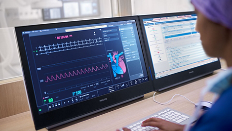 Xper IM with Philips Hemo Cardiovascular workflow solution