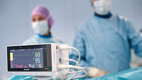 Enhance patient care with continuous monitoring