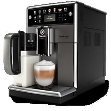 SM5572/10 Saeco PicoBaristo Deluxe Macchina da caffè automatica