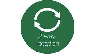 2 way rotation