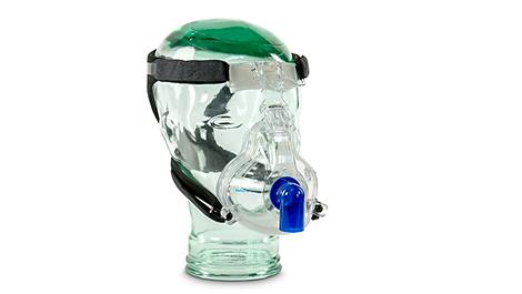 PerformaTrak Oro-Nasal Mask Standard Elbow NIV Mask