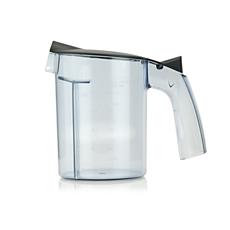 CRP542/01 Aluminium Collection Saftbehälter