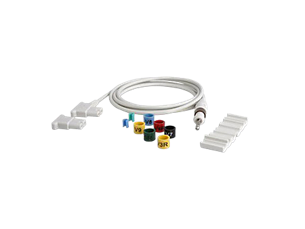 Upgrade-Set 12–15/16 Ableitungen, lang EKG-Kabel für diagnostisches EKG