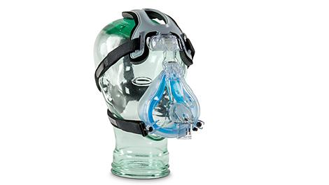 AF811 EE Leak 1, CapStrap Oro-Nasal Mask