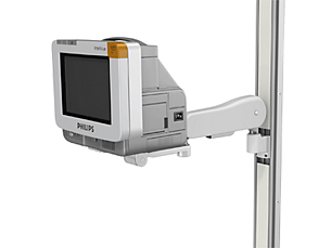 IntelliVue MP5/MP5T Mounting solution