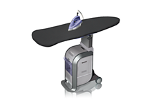 All-in-one ironing system