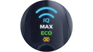 Praktické režimy páry: DynamiQ, MAX, ECO aOFF