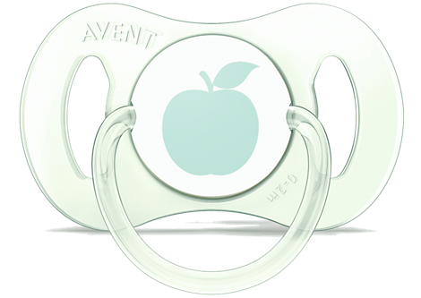 Mini Orthodontic Soother Newborn soother