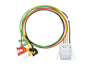 5 lead set Grabber IEC Telemetry Lead Set