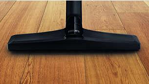 Hubice na parkety chrání podlahy před poškrábáním