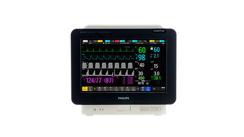 Philips - IntelliVue MX450 Portable/bedside patient monitor