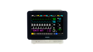 IntelliVue MX450 Portable/bedside patient monitor