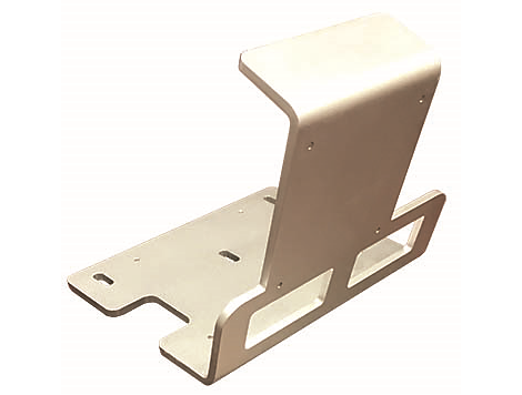 Respironics Roll Stand Mounting Bracket