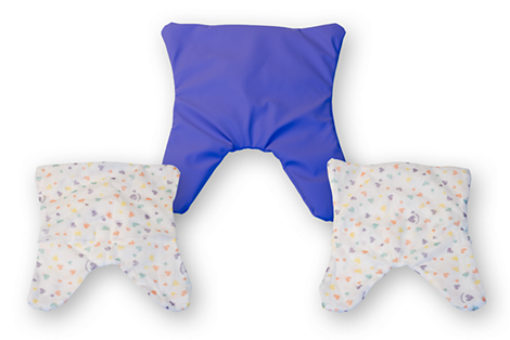Frederick T. Frog, Wipeable with covers Infant positioning aid