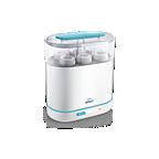 Avent 3-in-1 electric steam sterilizer