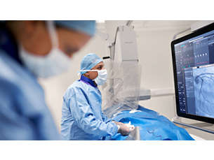 Interventional Hemodynamic system Improving workflow in the interventional lab