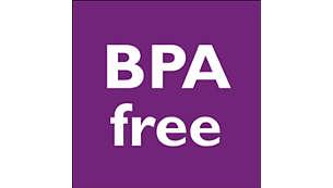 Bez BPA (0% BPA)