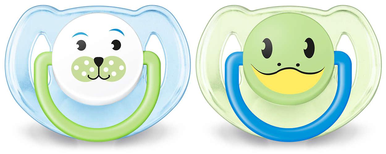 Diseñado para las necesidades diarias de tu bebé