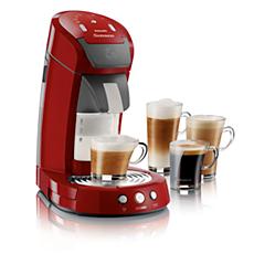 HD7850/80 SENSEO® Latte Select Coffee pod machine
