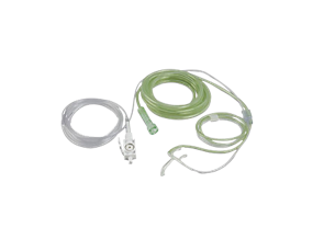 LoFlo etCO2 / O2 Oral-Nasal Cannula - Pediatric Capnography