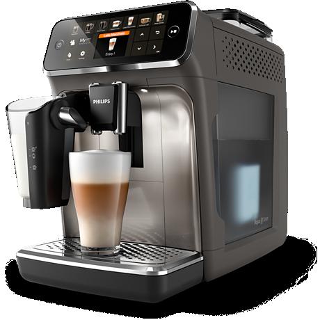 Espressor automat Philips seria 5400 LatteGo