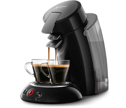 Discover a more intense coffee experience