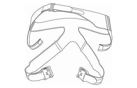 Four-Point Headgear with Crown Strap Headgear