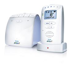 SCD520/00 Philips Avent DECT 嬰兒監護器