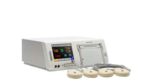 Philips - Avalon FM40 Fetal monitor