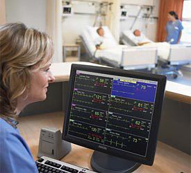 X Ray Radiation >> Philips - IntelliVue Information Center Central monitoring ...