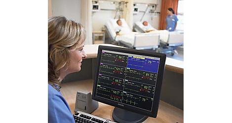 IntelliVue Информационный центр наблюдения за пациентом Philips Intellivue Information Center IX (PIIC IX)