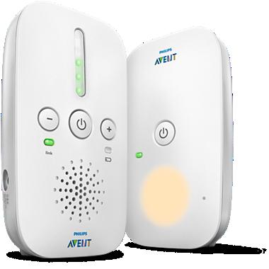 Avent Audio Monitors Cистема контролю за дитиною з технологією DECT