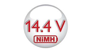 Batería verde de NiMh, potencia más duradera