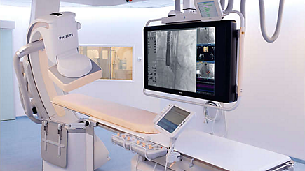 Philips Allura Xper Fd20 X Ray System