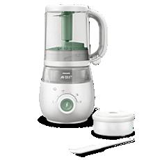 SCF885/01  Robot cuiseur-mixeur 4-en-1 pour bébé