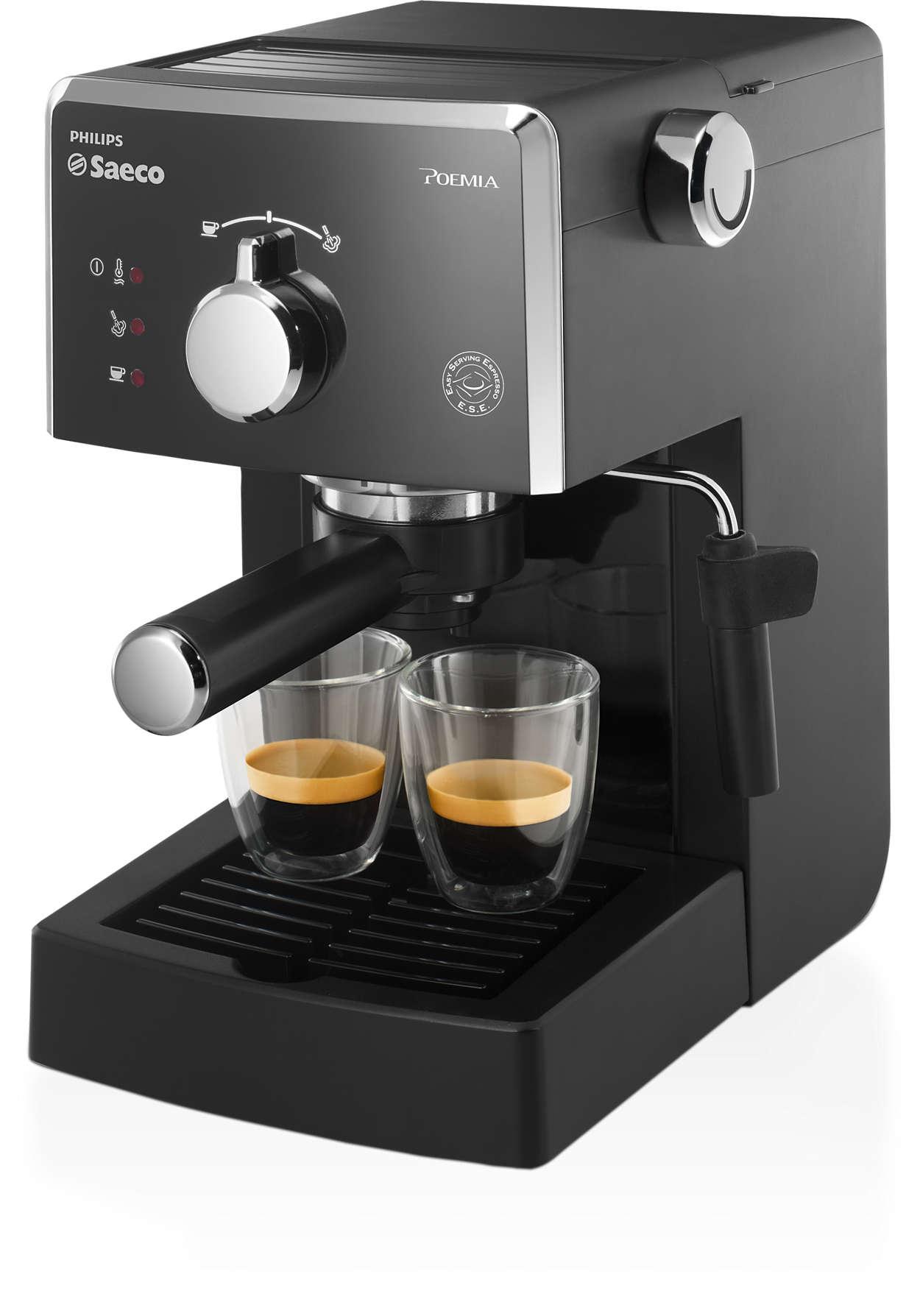 Authentic Italian Espresso every day