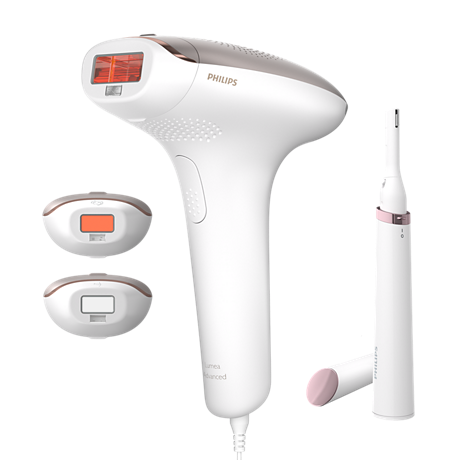 Lumea Ipl Hair Removal Device Philips