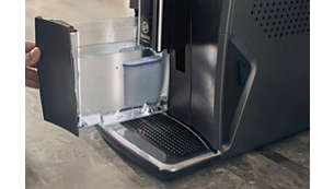 AquaClean prolonge la durée de vie de la machine et améliore le goût*