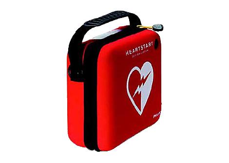 Schmale Tragetasche für HeartStart HS1 Zubehör