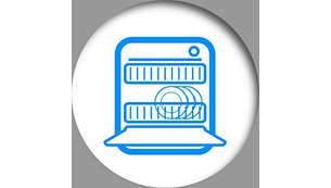 Accesorios aptos para el lavavajillas