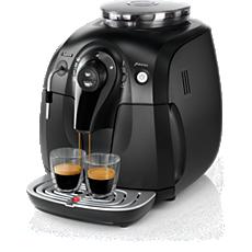 RI9743/11 Saeco Xsmall Super-automatic espresso machine