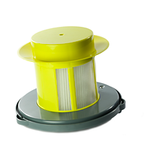FC6019/01  Cylindrical air filter