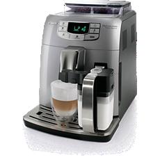 HD8753/95 Saeco Intelia Evo Cafetera espresso superautomática