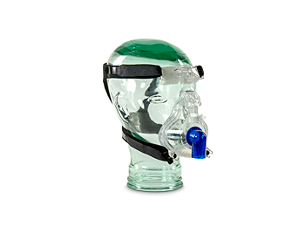 PerformaTrak Oro-Nasal Mask Standard Elbow NIV Mask